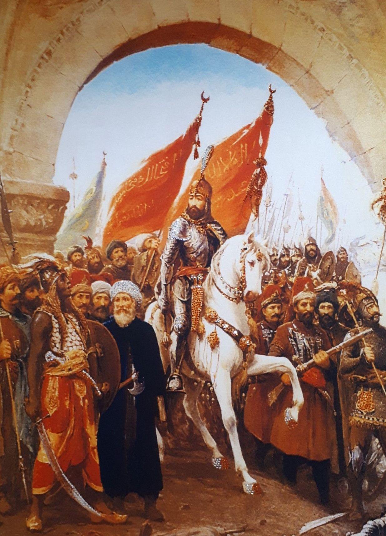 Otuzuncu İstanbul Kuşatması ve Fetih
